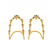 Gold Plated Armlet - JBARM02
