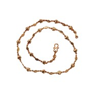 Gold plated Chains- JB1035